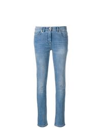 Jean skinny bleu Versace