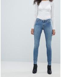 Jean skinny bleu Weekday