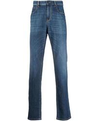 Jean skinny bleu Z Zegna