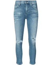 Jean skinny déchiré bleu clair Citizens of Humanity