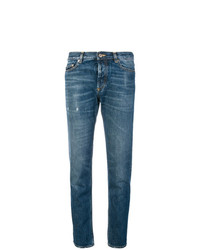 Jean skinny déchiré bleu Golden Goose Deluxe Brand