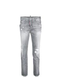... Dsquared2 Jean skinny déchiré gris Dsquared2 €410 Livraison gratuite ... e6e7d563c40f
