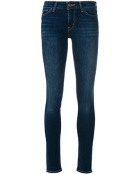 Jean skinny en coton bleu canard Levi's