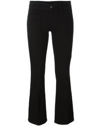 Jean skinny en coton noir Stella McCartney