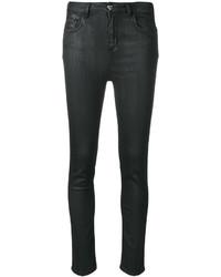 Jean skinny en coton noir Twin-Set