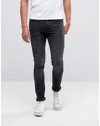 Jean skinny gris foncé Asos
