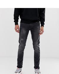 Jean skinny gris foncé BLEND