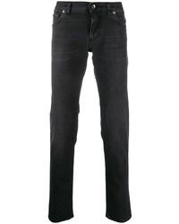 Jean skinny gris foncé Dolce & Gabbana