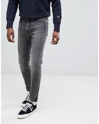 Jean skinny gris foncé Levi's