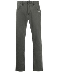 Jean skinny gris foncé Off-White