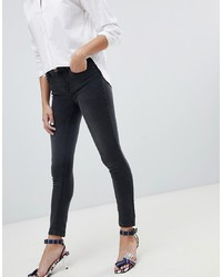 Jean skinny gris foncé Only