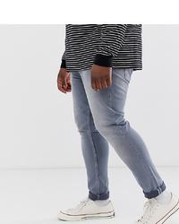 Jean skinny gris ASOS DESIGN
