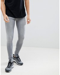 Jean skinny gris BLEND