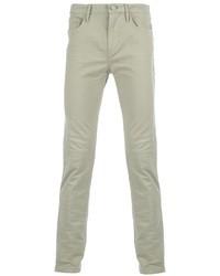 Jean skinny gris Burberry