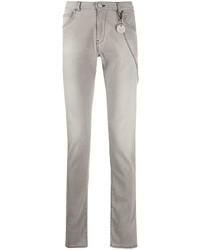 Jean skinny gris Emporio Armani