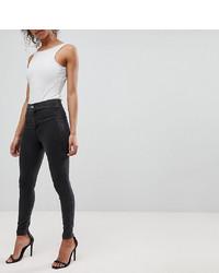 Jean skinny noir Asos Petite
