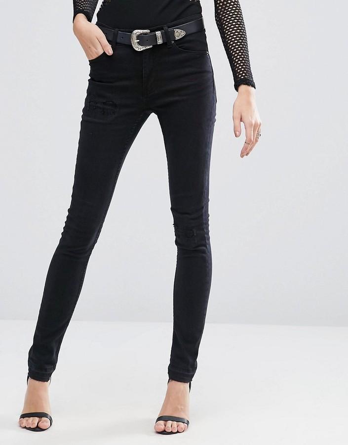 Jean skinny noir Cheap Monday