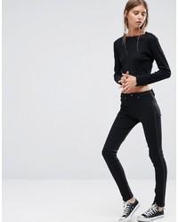 Jean skinny noir Dittos