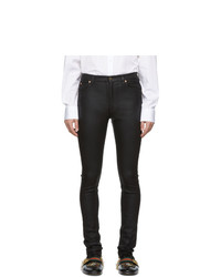 Jean skinny noir Gucci