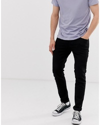 Jean skinny noir Jack & Jones