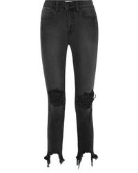 Jean skinny noir L'Agence