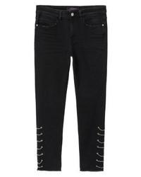 Jean skinny noir Mango