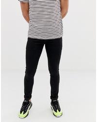 Jean skinny noir Mennace