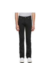 Jean skinny noir Naked and Famous Denim