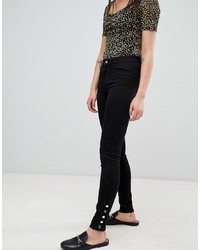 Jean skinny noir Pieces