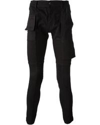 Jean skinny noir Rick Owens