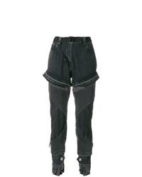 Jean skinny noir Sacai