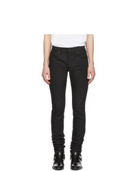 Jean skinny noir Saint Laurent