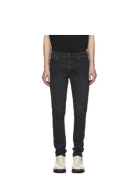Jean skinny noir Tiger of Sweden Jeans
