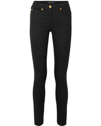 Jean skinny noir Versace