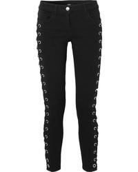 Jean skinny noir Versus Versace