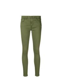 Jean skinny olive AG Jeans