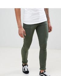 Jean skinny olive ASOS DESIGN