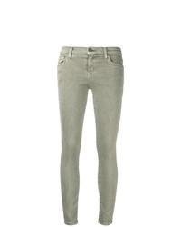 Jean skinny olive Current/Elliott