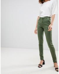 Jean skinny olive Ichi