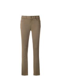 Jean skinny olive Twin-Set