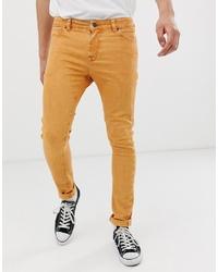 Jean skinny orange ASOS DESIGN