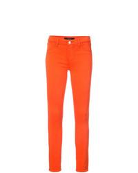 Jean skinny orange J Brand