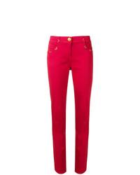 Jean skinny rouge Cavalli Class