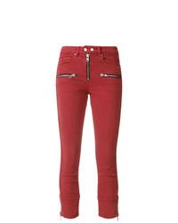 Jean skinny rouge Isabel Marant Etoile