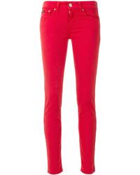 Jean skinny rouge Polo Ralph Lauren