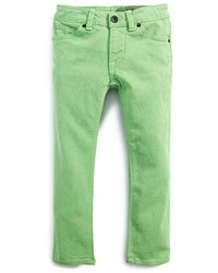 Jean vert
