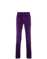 Jean violet Saint Laurent
