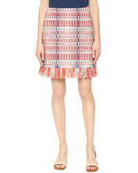 Jupe bleue claire Tory Burch
