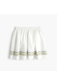 196cb785a29 Acheter jupe brodée blanche enfant fille  choisir jupes brodées ...