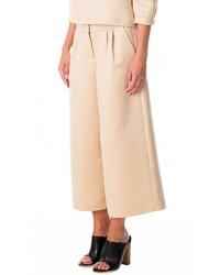 Jupe culotte beige original 9908088